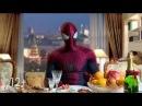 Человек-паук поздравляет с Новым Годом