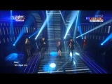 131206 M.I.B (ft. Bomi of Apink) - Lets Talk About You @ Music Bank
