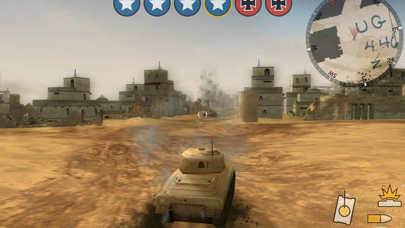 Panzer Elite Action - Dunes of War - Дюны в Огне {HardMode} 19