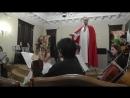 Кирилл Логинов в роли жреца Солнца из оперы Галантные Индии Жан Филипп Рано