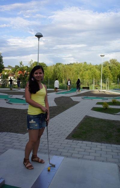 Яна Шаповалова, 1 октября , Минск, id14126822
