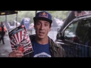 Robbie Maddison FsX Magazine Shout Out!