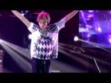 140823 TEEN TOP World Tour HIGH KICK in Beijing 틴탑 Baby U 니엘 focus