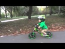 Rider: Kuleshov Timur 1.10 years / Bike: Strider St4