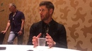 Jensen Ackles talks about his love for the Supernatural fandom at SDCC 2018