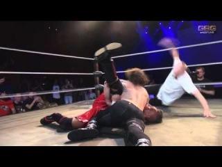GBG Wrestling Extreme Vendetta 2013