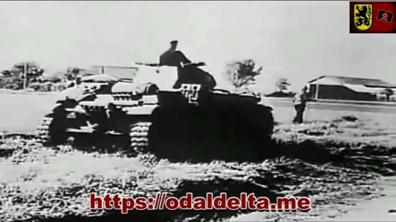 Panzer Truppe in Russia