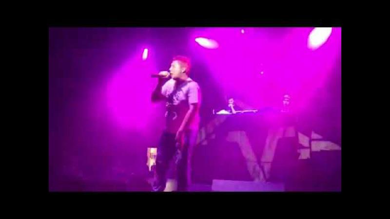 THOMAS MRAZ - Ультрафиолет ( LIVE EKATERINBURG )