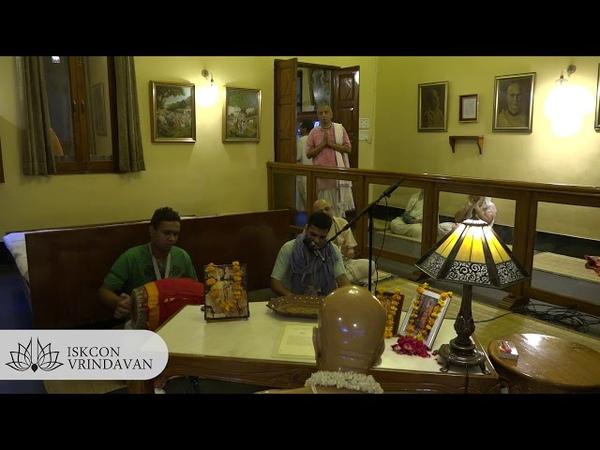 Srila Prabhupada House Kirtan 05 07 2018