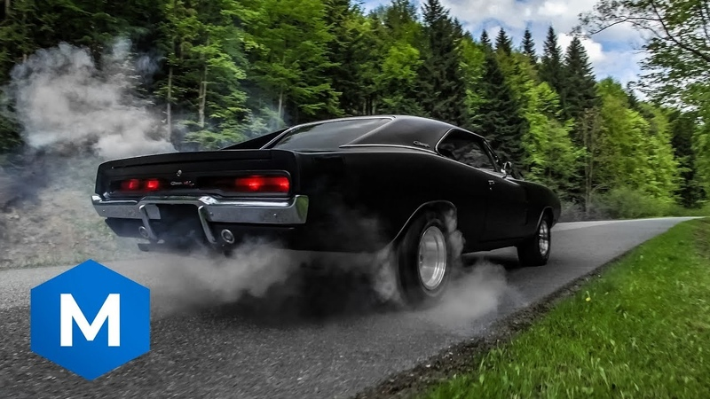 1970 Dodge Charger RT - Tribute in Short Film
