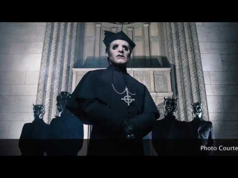 Ghost's Tobias Forge Talks Rats On the Road, Prequelle, and More