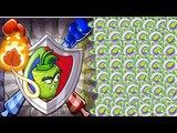 Plants vs Zombies 2 BattleZ -The Ultimate Wasabi Whip Best Premium Pvz 2