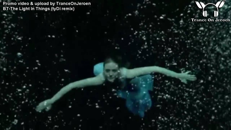 BT feat. JES - The Light In Things (tyDi remix) ★★★【MUSIC VIDEO, ToJ edit】★★★