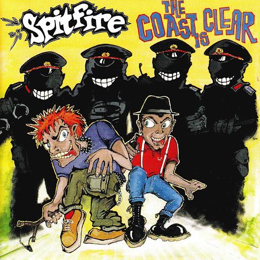 Spitfire альбом The Coast is Clear (Ленинград - SKA)