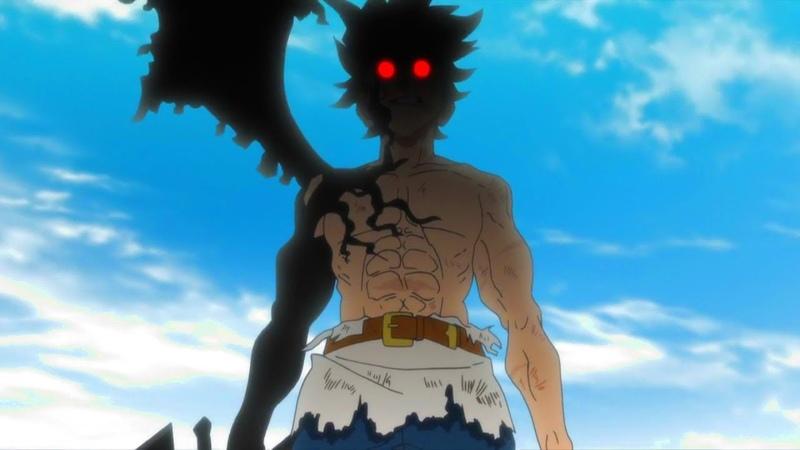 Asta Becoming Demon「BLACK CLOVER AMV」- Episode 63