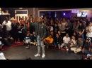 Boogie Frantick Vs Slim Boogie Popping Battles Freestyle Session 2017