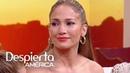 Jennifer López se emociona hasta las lágrimas con este mensaje de una fan