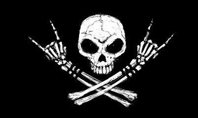 флаги пиратов