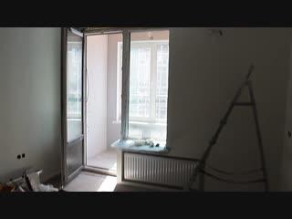 Завершающий этап ремонтных работ в двухкомнатной квартире в ЖК Эталон Сити в Бут