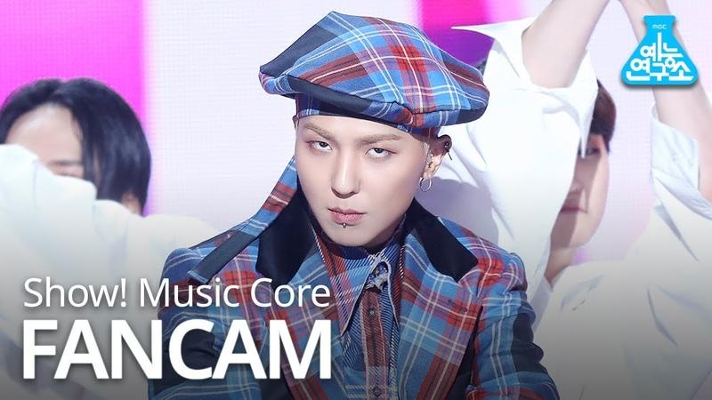 [예능연구소 직캠] MINO - FIANCÉ (Vertical ver.), 송민호 - 아낙네 @Show Music Core 20181215