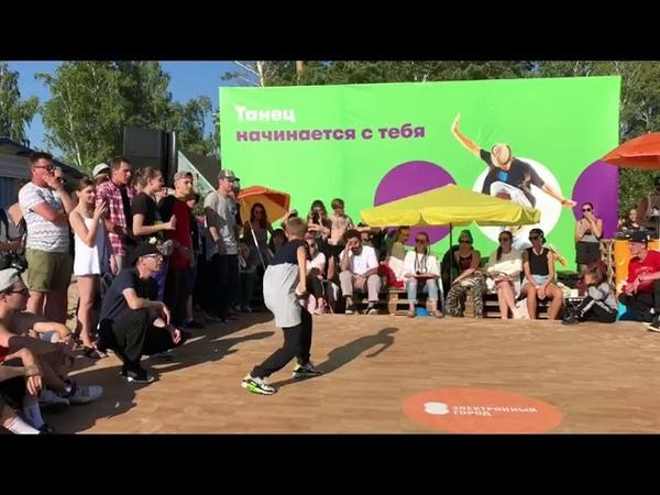 Hip-Hop 1/8 - Самборский Гриша vs RSX