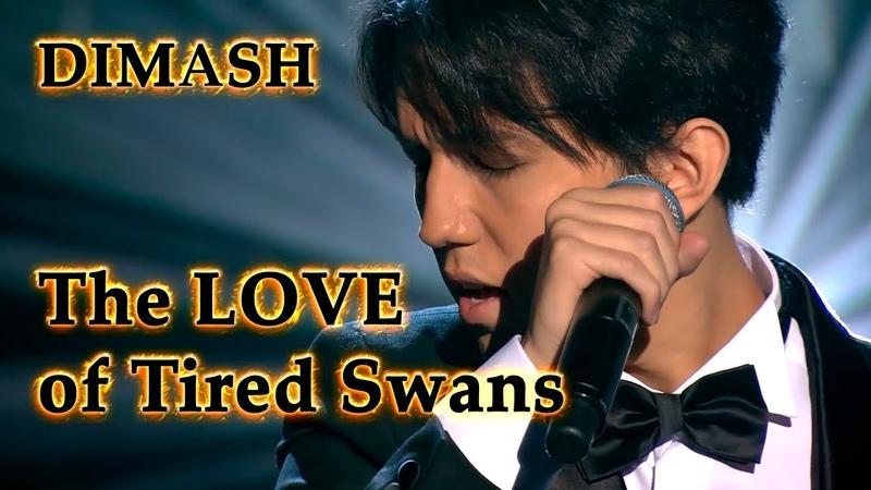 ДИМАШ / DIMASH - Любовь Уставших Лебедей / The Love of Tired Swans (NTV, Russia) SUBS in 15 lang!