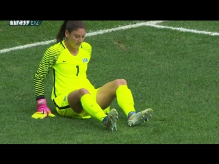 Hope solo pees - hd best edit (slow motion)