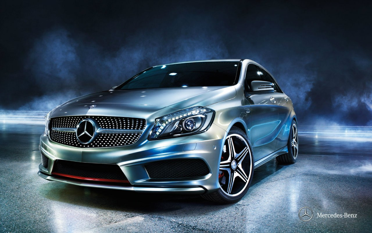 Mercedes-Benz A 2013