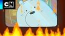 Osos vs. Ositos | Halloween no tan de terror | Cartoon Network