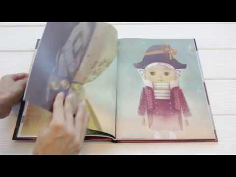 Щелкунчик с иллюстрациями Гали Зинько