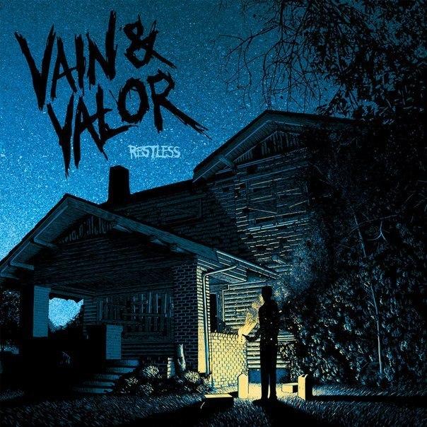 Vain & Valor - Restless [EP] (2014)