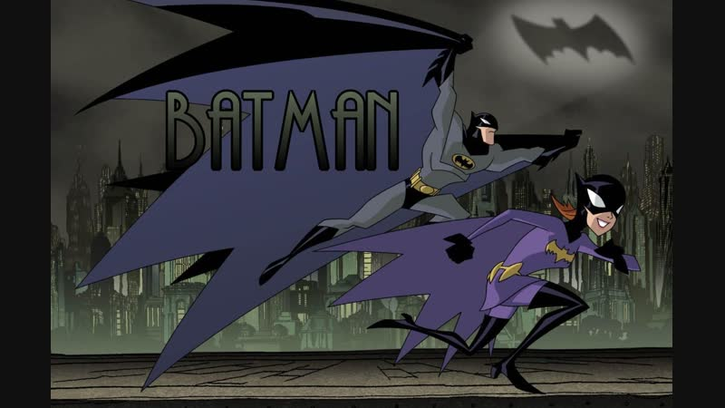 (2004) Бэтмен - 25. Смеющаяся Летучая мышь