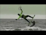 Кайтсерфинг на Белом море