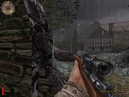 Medal Of Honor Allied Assault (PC, 2002) Миссия 5.1 Sniper's Last Stand