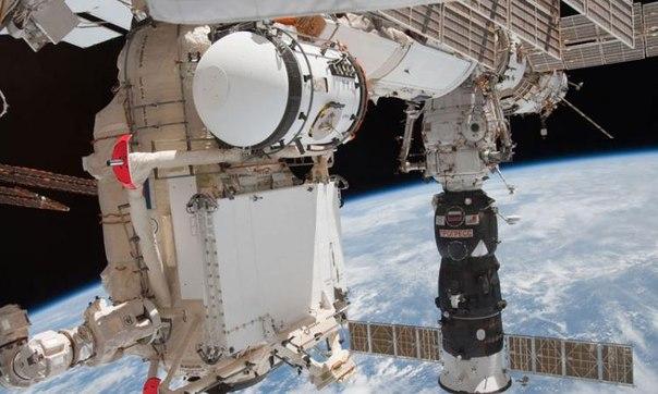 """Прогресс М-21М"""" 9 июня отстыкуют от МКС и затопят в Тихом океане MVGv4fZdDSg"""