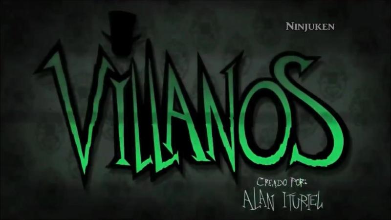 [MMD] Villanos_Villanous - Miku doll - Black hat and Dr Flug