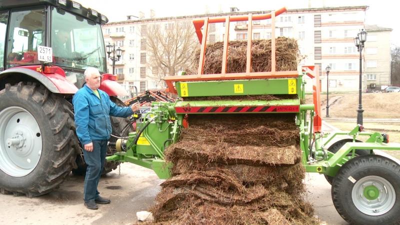 Тест-драйв новинок сельхозтехники