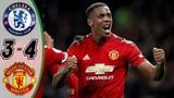 Chelsea vs Manchester United 3-4 - Highlights &amp Goals Resumen &amp Goles (Last Matches) HD