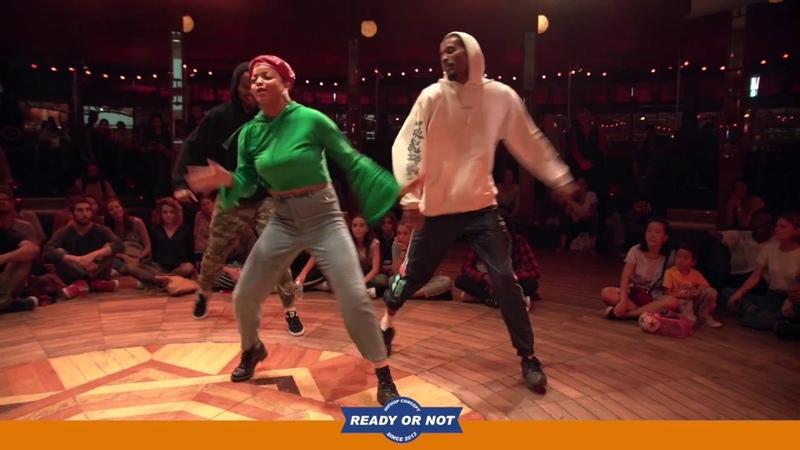 RON FINAL 2018 | Demi Finale Danse | Ghetto Style x Les Gamal x Mariana | ReadyOrNot