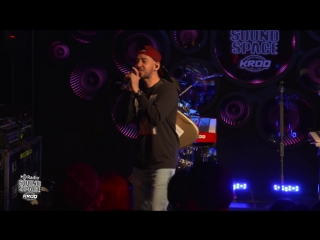 Crossing A Line (Live at KROQ HD Radio Sound Space) - Mike Shinoda