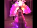 Пиксельные костюмы от LeDanceFashion: корона, перьевые веера, юбка-трансформер 79264404648