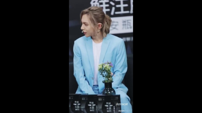 Zhou Rui @ Black Mask [ 180611 ]