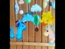 Мобиль «Цирковые лошадки»