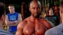 Значит боксёр и рестлер. Кейс Уокер (Майкл Джей Уайт) тренирует бойцов. Никогда не сдавайся 2