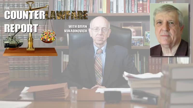 The Counterlawfare Report with Brian Vukadinovich The Posner Center of Justice for Pro Se's