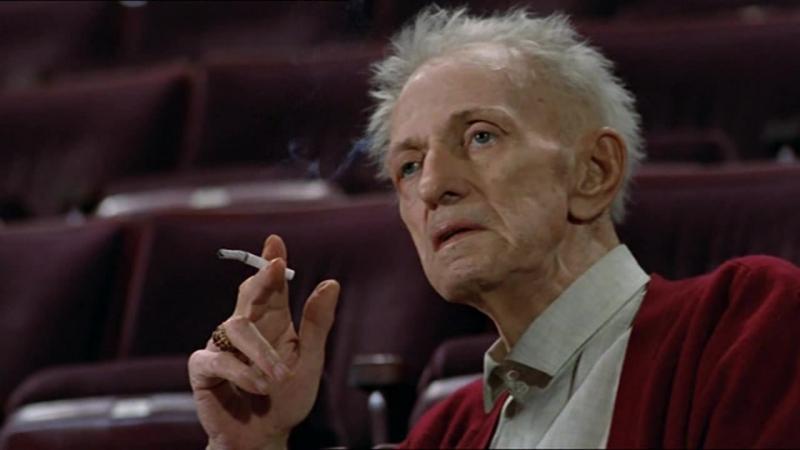 МОЛНИЯ НАД ВОДОЙ (1980) - документальный, драма. Вим Вендерс, Николас Рэй 720p]