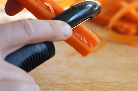 Сердечки из моркови JiomQhHtY_w