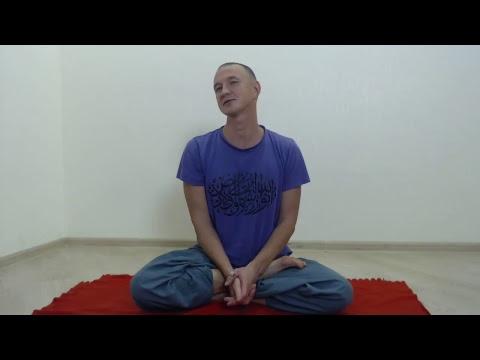 Пранаяма - вершина йоги. Прикосновение