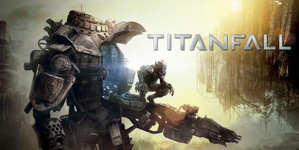 Titanfall logo, coverart, логотип, картинка