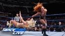 Charlotte Flair Becky Lynch vs. Mandy Rose Sonya Deville: SmackDown LIVE, Aug. 14, 2018